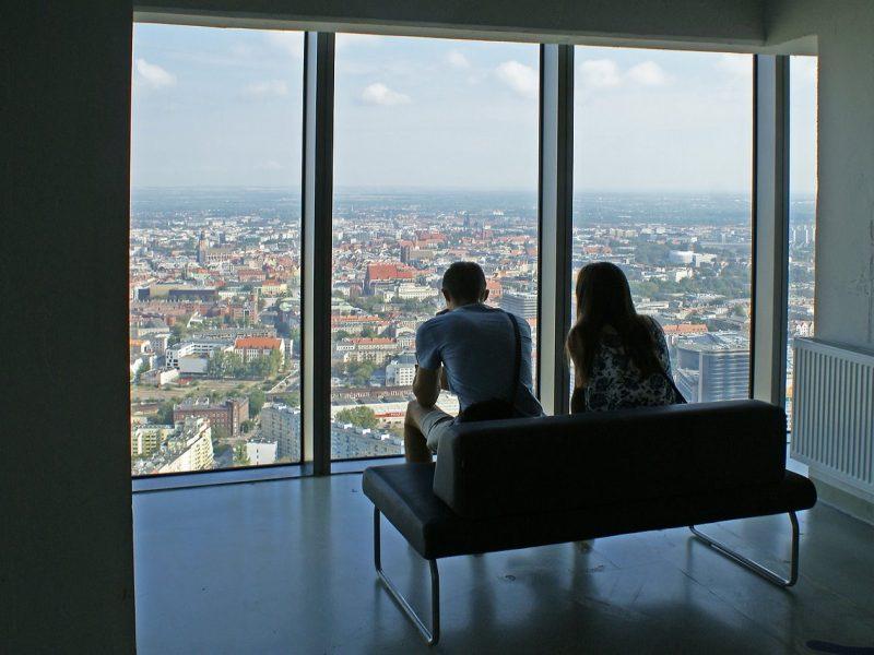 Od 18 maja znów można podziwiać panoramę Wrocławia z Punktu Widokowego w Sky Tower